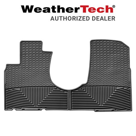 WeatherTech All Weather Floor Mats Fits 2002-06 Honda CR-V- Black W59 ()