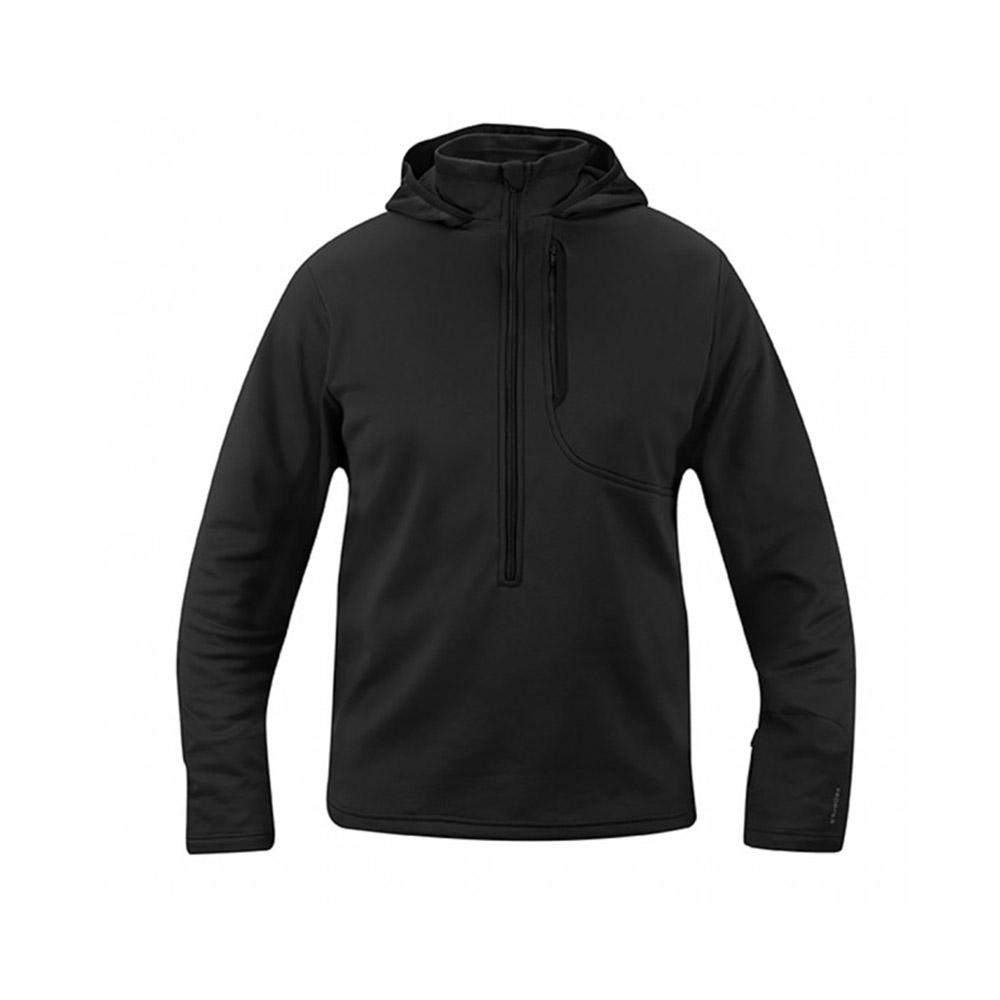 V2 Athletic Smooth Jersey Fleece Snug Fit Stretch Lightweight Hoodie