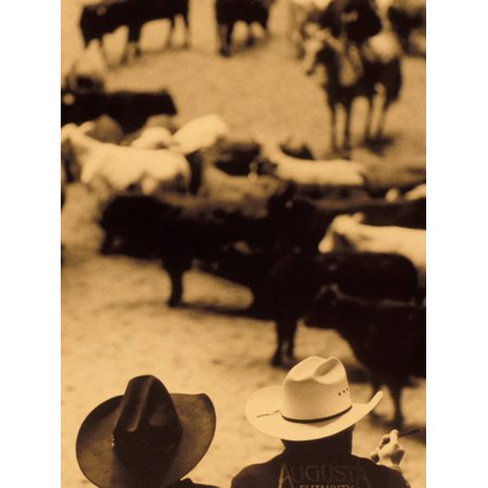 Cowboys at Indoor Rodeo, Fort Worth, Texas, USA Print Wall Art By Walter Bibikow](Electric Cowboy Fort Worth Halloween)