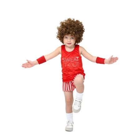 Work Out Costume (Toddler Workout Video Star)