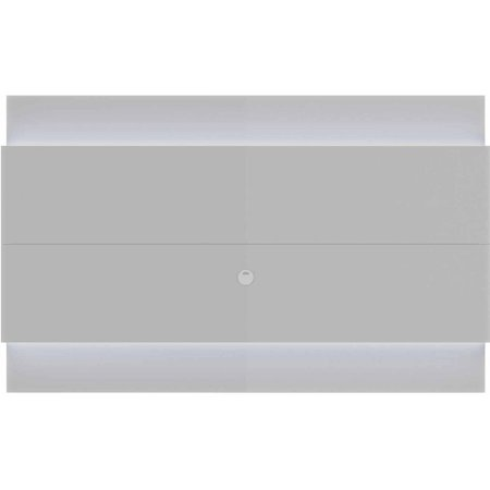 Manhattan Comfort Lincoln Floating Wall TV Panel 2.2 with LED Lights for TVs up to 70″, Multiple Colors