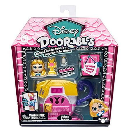 Disney Doorables Mini Stack Playset - Alice In Wonderland - image 4 of 4