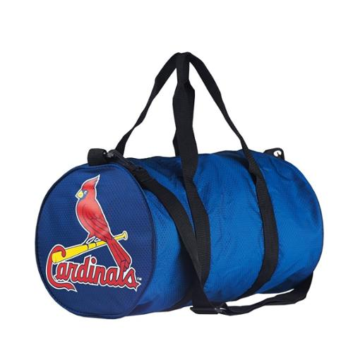 St. Louis Cardinals Official MLB 18 inch  x 10 inch  x 9 inch  Roar Gym Duffle Bag by Concept One
