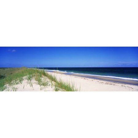 Cape Hatteras National Park Outer Banks North Carolina Usa Poster Print