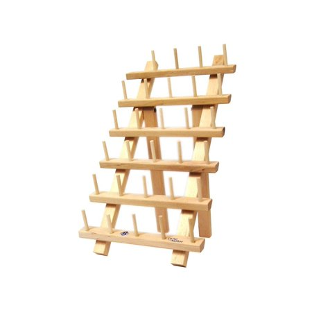 Thread Rack 30 Mini Spool W Legs  Usa  Brand June Tailor Wood