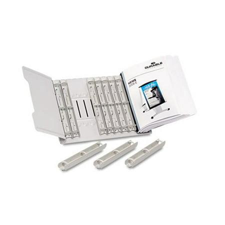 Desktop Catalog Rack Starter (Durable 12-section Desktop Catalog)