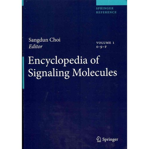 Encyclopedia of Signaling Molecules