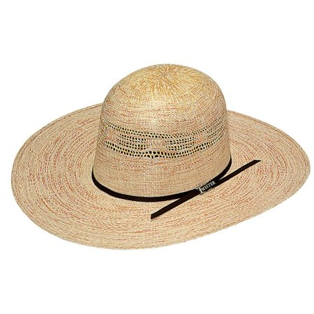 Twister T73375-7.25 Mens Bangora Western Hat, Toast - Size 7.25 - image 1 de 1