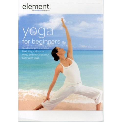 ELEMENT-MIND & BODY EXPERIENCE-YOGA FOR BEGINNERS (DVD)