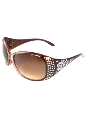 9a564cb23d Product Image Shield Sunglasses Black and Clear 2tone Frame in Fashion  Pattern Design Purple Black Lenses for Women