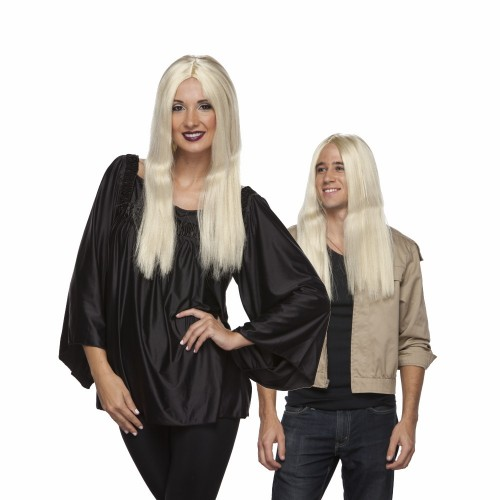 Characters 20 Inch Parted Synthetic Wig - Blonde