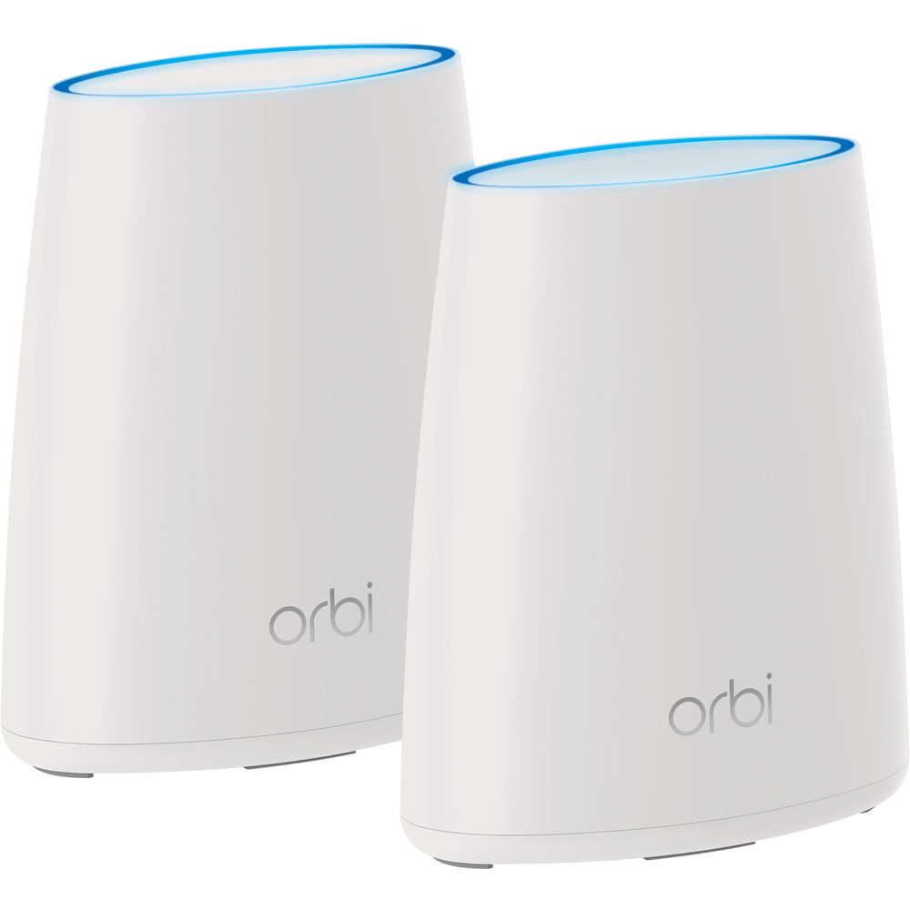 NETGEAR Orbi™ Home WiFi System. Up to 4,000 sq ft AC2200 Tri-Band WiFi (