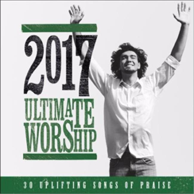 Anchor Distributors 178108 Audio CD for Ultimate Worship 2017 - Pack of 2 - image 1 of 1