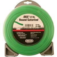 Oregon 21-265 Gatorline Round String Trimmer Line .065-Inch Diameter 1/2-Pound Donut