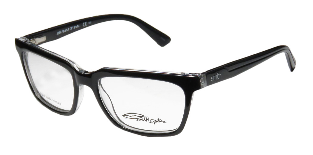 573f796cd9a3 New Smith Optics Debate Mens Womens Designer Full-Rim Tortoise   Green Frame  Demo Lenses 51-17-130 Spring Hinges Eyeglasses Eye Glasses - Walmart.com