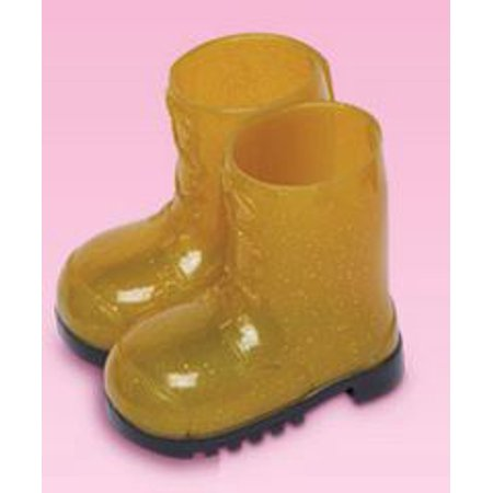 Image of My Life As Mla Gold Combat Boot