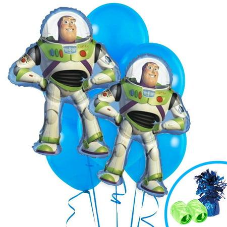 Toy Story Jumbo Balloon Bouquet Kit - Jumbo Party