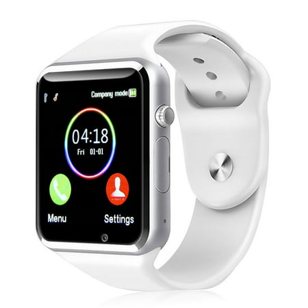 T1 Bluetooth Smart Watch Wrist Watch with Camera For iPhone Android Smart