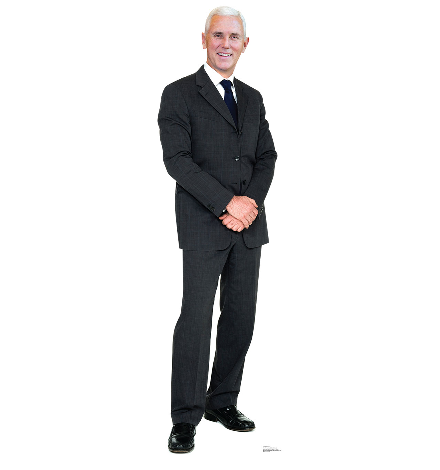 Aahs Engravings Vice President Mike Pence Life Size Stand Up