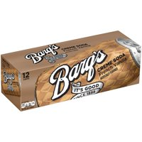 Barq's French Vanilla Creme Soda, 12 Fl. Oz., 12 Count