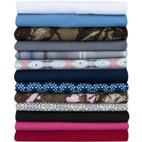 Mainstays Microfiber Sheet Set