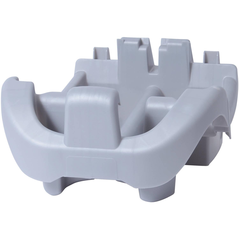 Evenflo Nurture™ Infant Car Seat Base, Silver
