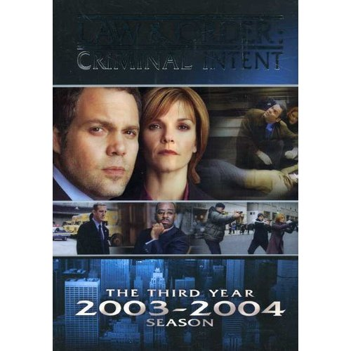 Law & Order: Criminal Intent - The Third Year (Full Frame)