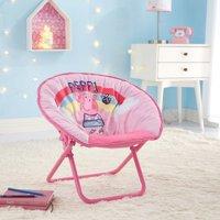 Peppa Pig Mini Kids Saucer Chair