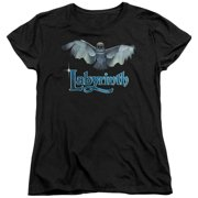 Labyrinth Title Sequence Womens Short Sleeve Shirt