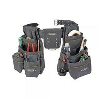 21 Pocket Heavy Duty Tool Belt DurKle two-layer cowhide