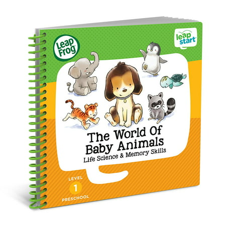LeapFrog LeapStart The World of Baby Animals - Life Cycle Of The Frog