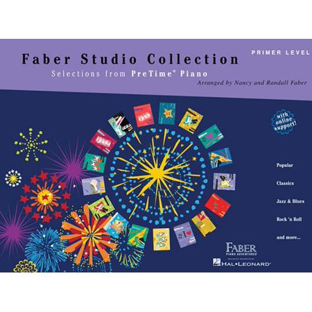 Faber Pretime Piano (Faber Studio Collection, Primer Level : Selections from PreTime Piano)