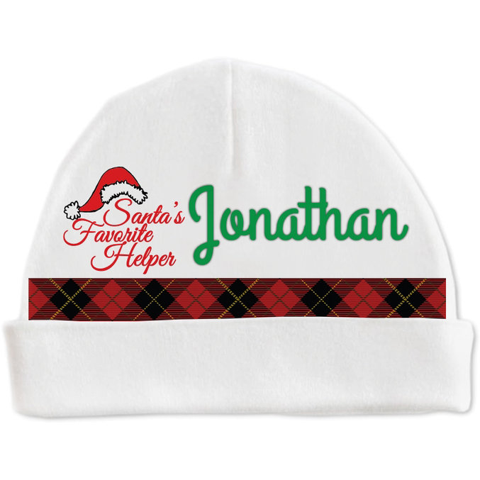 Personalized Baby Gifts Christmas Baby Cap Gift