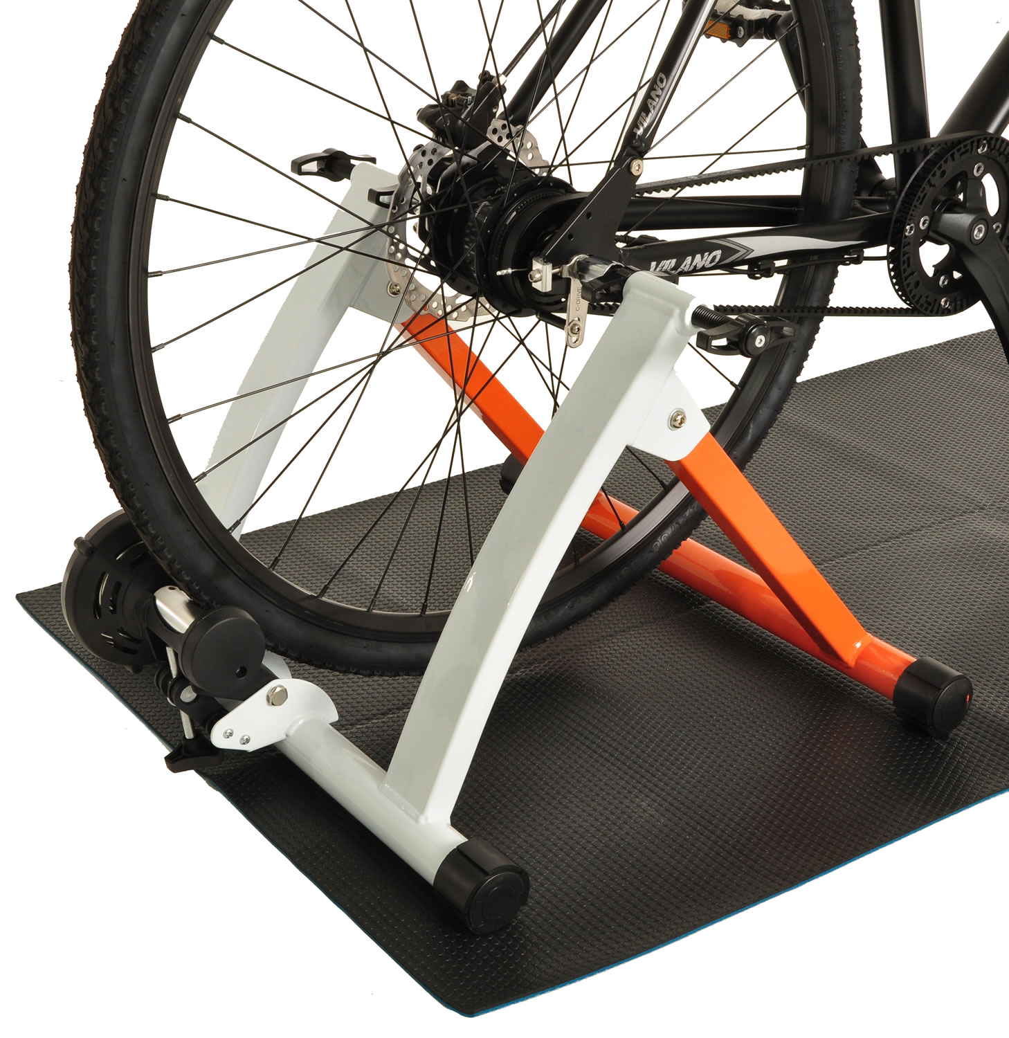Front Wheel Riser Block For Indoor Bicycle Trainers Sturdy Conquer US SELLER New