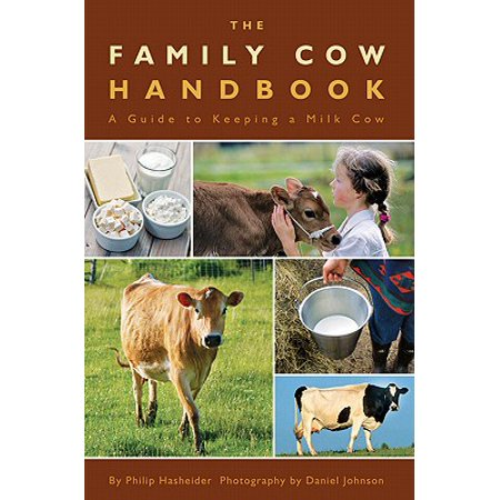 Family Cow Handbook - The Family Cow Handbook - eBook