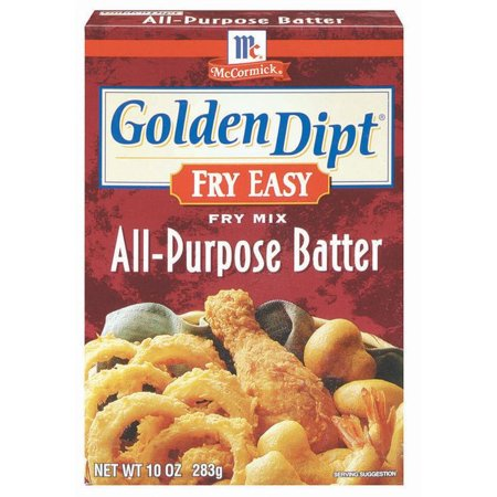 Mccormick  Grocery Fry All Purpose Batter Mix  10 Oz  Box
