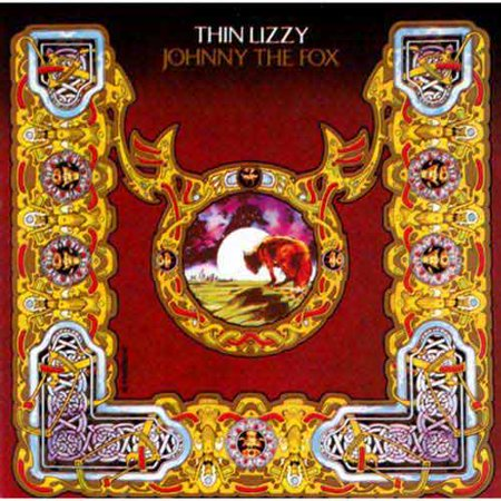 Thin Lizzy - Johnny the Fox [CD]