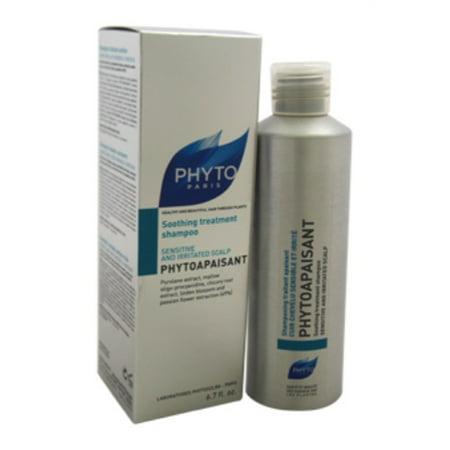 Phytoapaisant Soothing Treatment Shampoo by Phyto for Unisex - 6.7 oz Shampoo - image 2 de 3