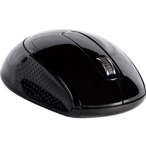 THE GOLDTOUCH WIRELESS AMBIDEXTROUS MOUSE IS A FULL SIZED MOUSE DESIGNED TO CRAD