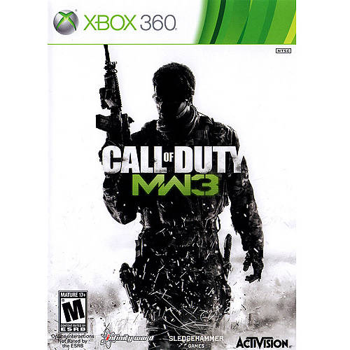 Cokem International Preown 360 Call Of Duty: Mod Warfare 3 Activision