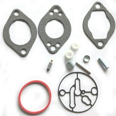 Carburetor Carb Overhaul Rebuild Kit For Briggs & Stratton 696146 696147 Engine