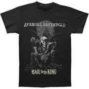 Avenged Sevenfold Men's  End Of Days T-shirt Black