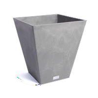 Veradek Nobleton Planter - Charcoal - 22 in.