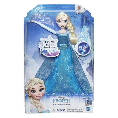 Disney Frozen Musical Lights Elsa](Elsa Frozen Items)