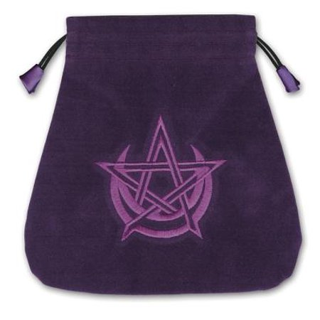 Pagan Note (Pagan Moon Velvet Tarot Bag )