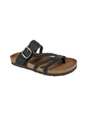 Women's White Mountain Hayleigh Toe Loop Sandal
