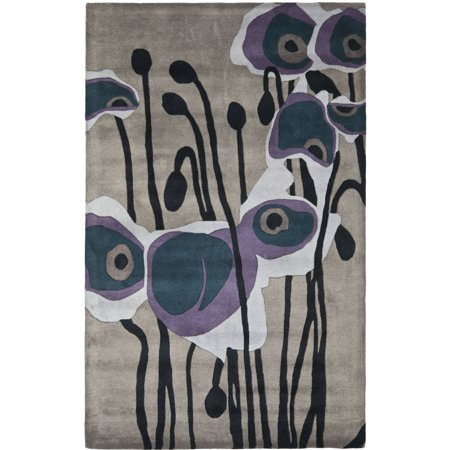 Safavieh Soho Daisy Abstract Wool Area Rug