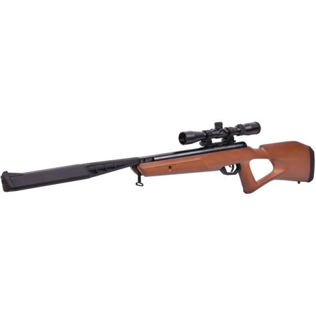 Benjamin Trial BTN2Q2WX Break Barrel Air Rifles .22 Cal with 3-9x32 Scope, Shoots up to