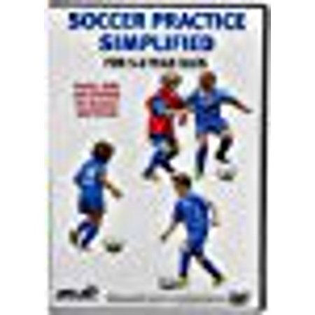 Soccer Practice Simplified For 5-9 Year Olds