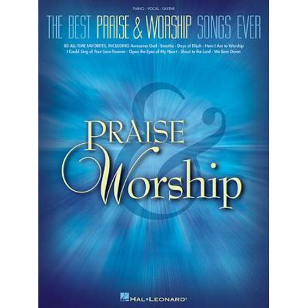 The Best Praise & Worship Songs Ever (Paperback) (Best Ebony Foot Worship)